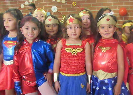 Disfraces Para Maestras Del Dia Del Niño Hay Niños