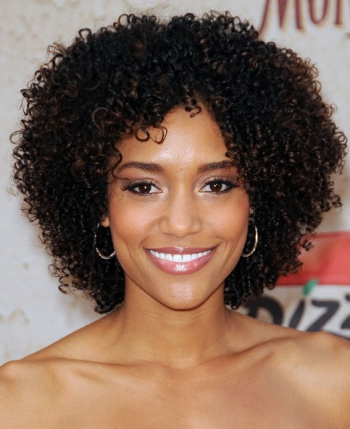 40 Short Hairstyles For Curly Ethnic Hair