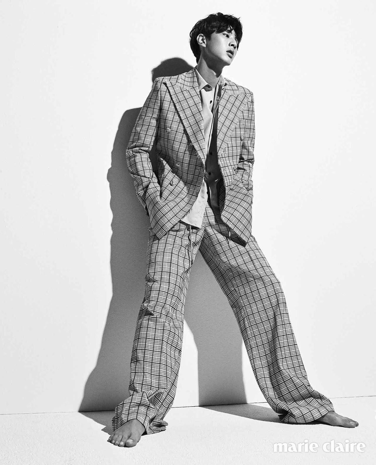 Ji Soo - Marie Claire Magazine December Issue '16