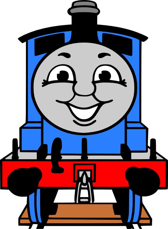 Thomas The Train And Friends Clipart At Getdrawingscom Free For