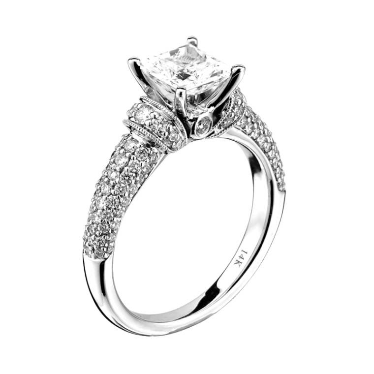 Engagement Rings Okc: White Gold Necklace: Kay Jewelers Lexington Ky