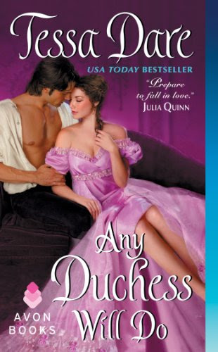 Any Duchess Will Do (Spindle Cove) by Tessa Dare
