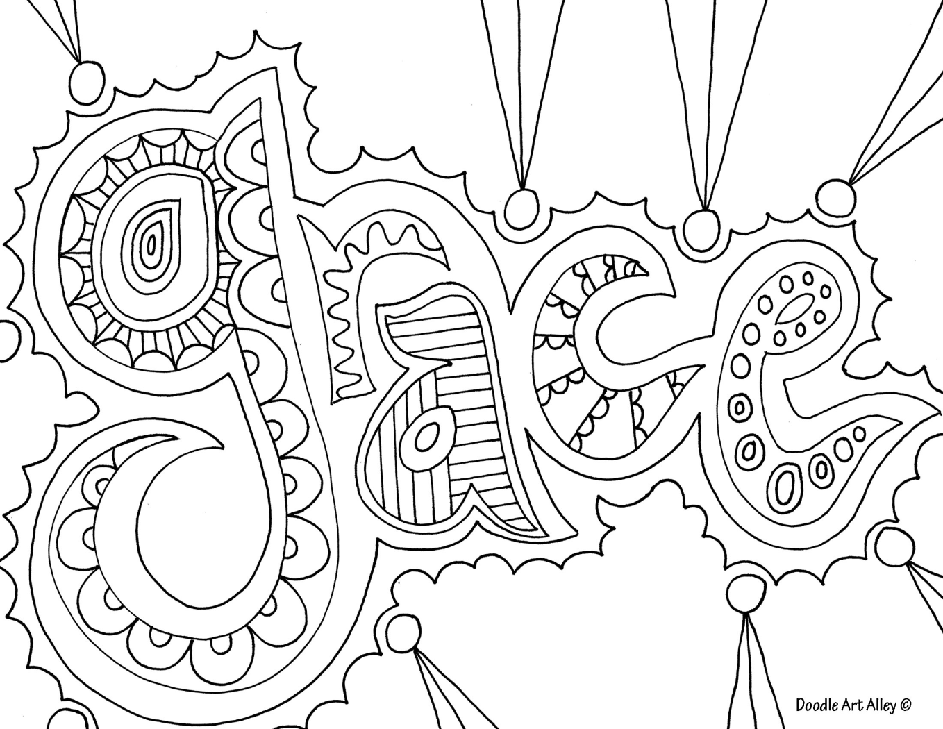Printable Coloring Pages For Teen Girls at GetColorings ...
