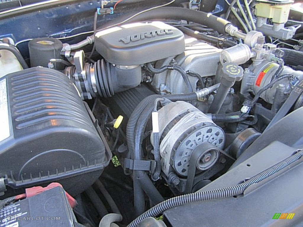 Chevy Vortec Engine Diagram - 88 Wiring Diagram