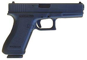 English: Glock 17, second generation