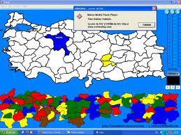 Türkiye Haritası Oyunu Indir