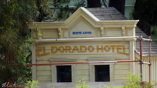 Disneyland Resort, Disneyland, Big Thunder Mountain Railroad, Refurbishment, Refurb, Limited, Time, Magic
