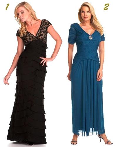 Dillards evening dresses plus size