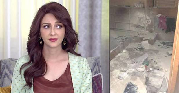 Saumya Tandon Escaped A Major Mishap At Her House In Mid-Night And Is Safe Now