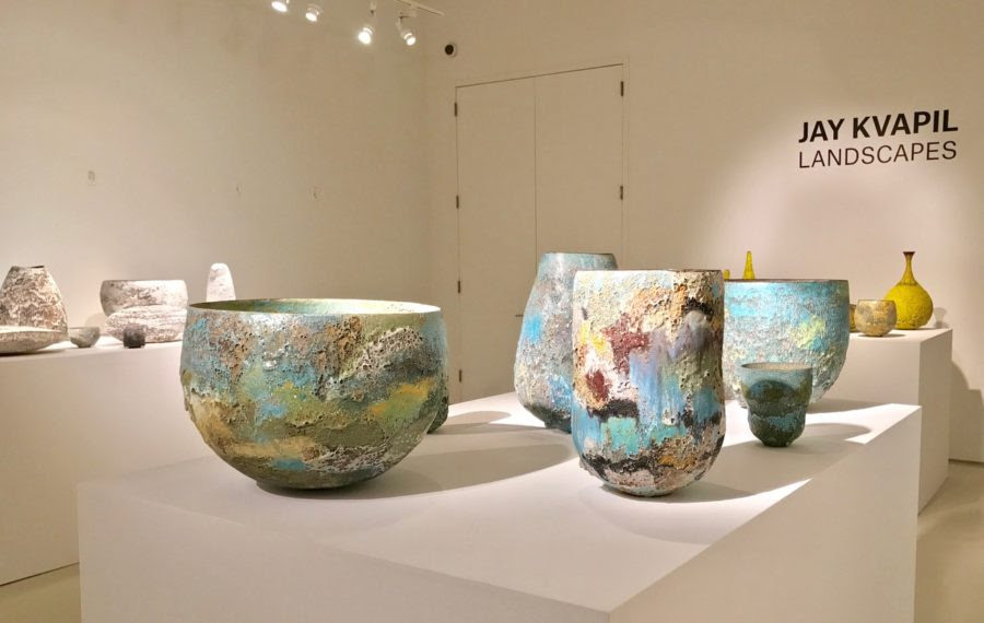 Cal State Long Beach Ceramics Professor Gets His Own Exhibit In New