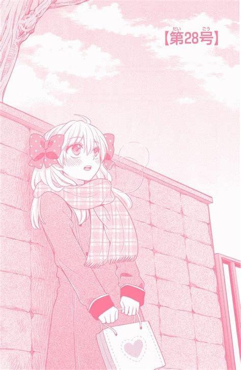 pink manga wallpaper anime pastelpink manga aesthetic