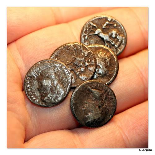 viejas monedas