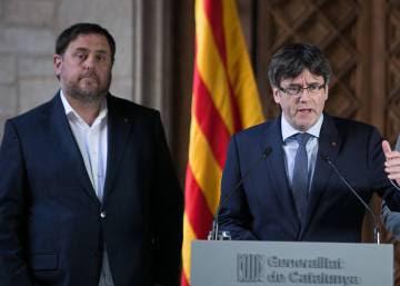 """""""¿Quiere que Cataluña sea un Estado independiente de España?"""""""