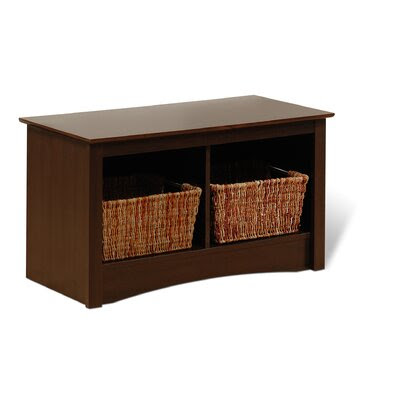 shoe organizer: Prepac Furniture Storage Cubby Entryway