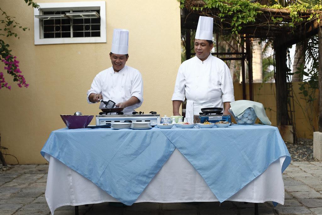 Puerto Del Sol: Omellete Chefs ^__^