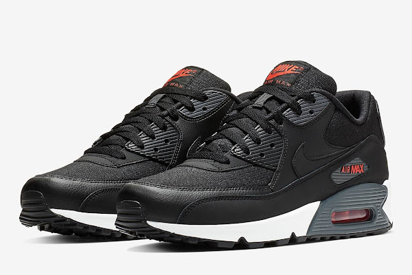 9b6766ff30573 Hot Habanero Accents Hit The Nike Air Max 90