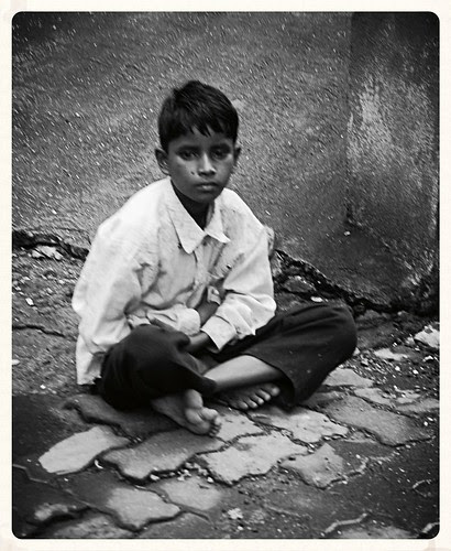 The Muslim Beggar Waiting At The Doors Of Destiny ... by firoze shakir photographerno1