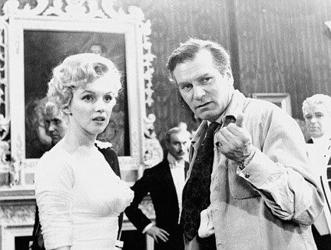 Visita Inglês: O novo filme cobre tempo Monroe no Reino Unido que aparecem ao lado de Laurence Olivier no Príncipe And The Showgirl