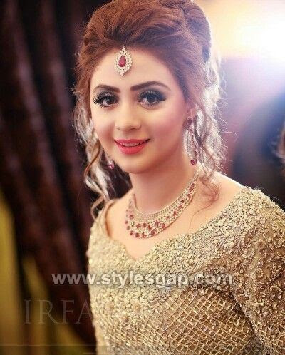 Hairstyle For Nikah Hair Style For Party