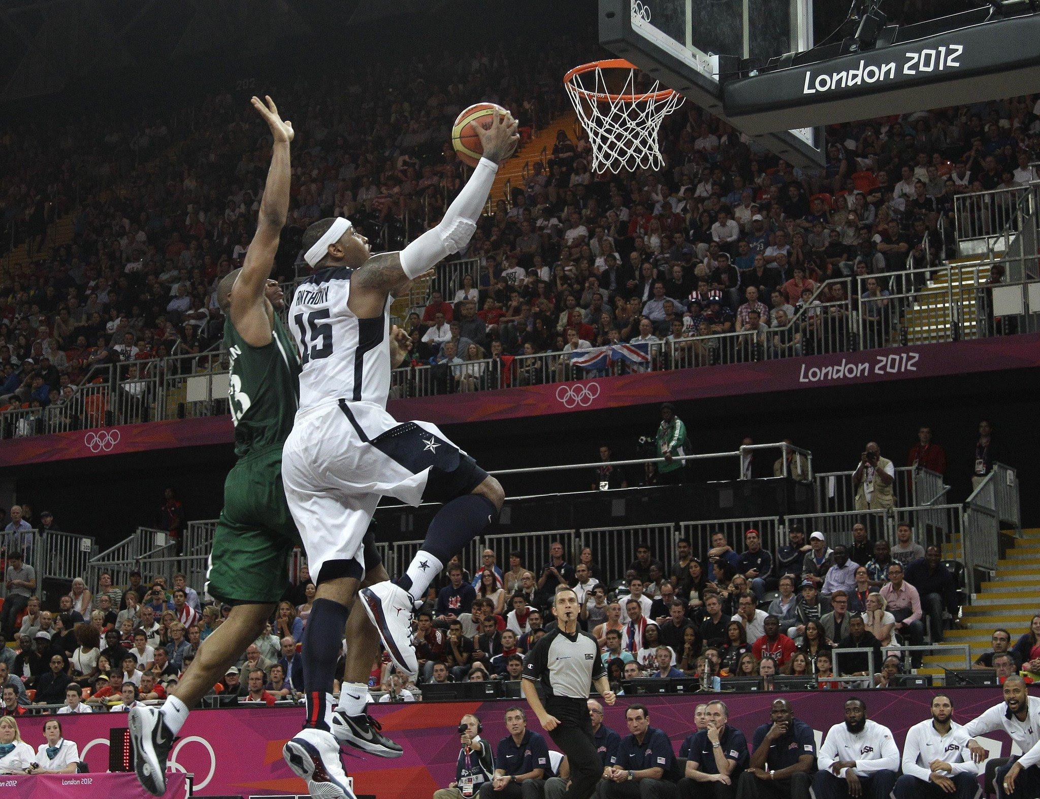 Olympic Games 2012 Basketball