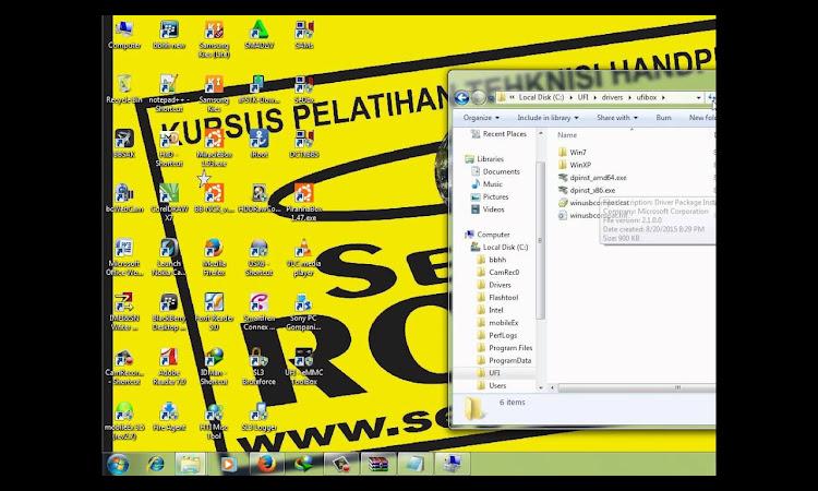 Cara Menginstal Ufi Box dan Download Software Ufi Box Terbaru