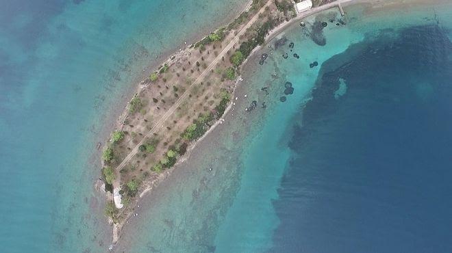 Τα παραδεισένια δίδυμα νησάκια που βυθίζονται - Μία ώρα από την Αθήνα