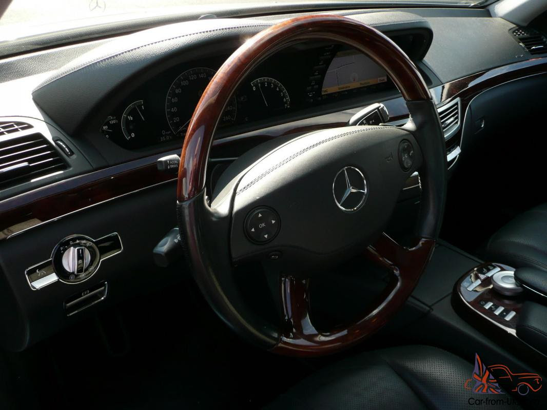 MERCEDES BENZ S450 4MATIC 2009 , AMG SPORT PACKAGE ...