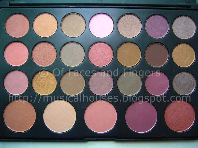 es 26 color eyeshadow blush palette (2)