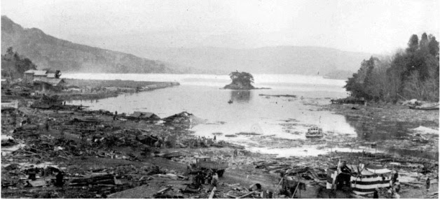 File:Kamaishi Bay after 1933 tsunami.jpg