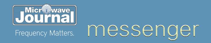 Microwave Journal messenger