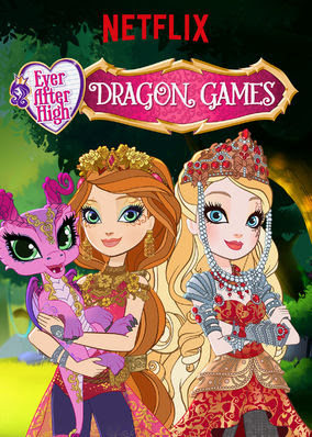 Ever After High - Season Dragon Games