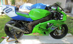 high-res image, 1994 Kawasaki ZX-7R
