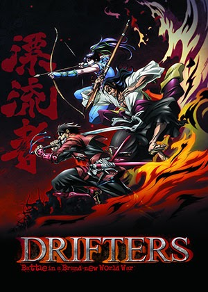 Drifters [12/12] [HD] [Sub Español] [MEGA]
