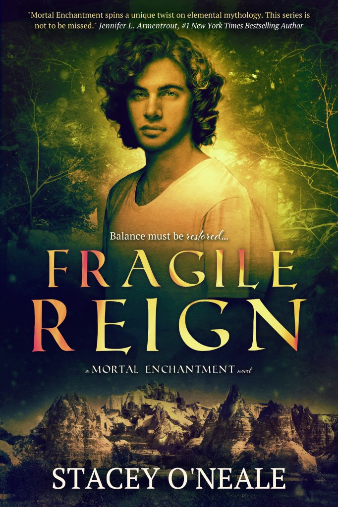 Fragile Reign by Stacey O'Neale