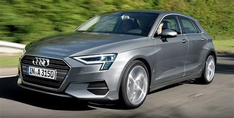 2019 Audi A3 3rd Generation: Wider & Sporty