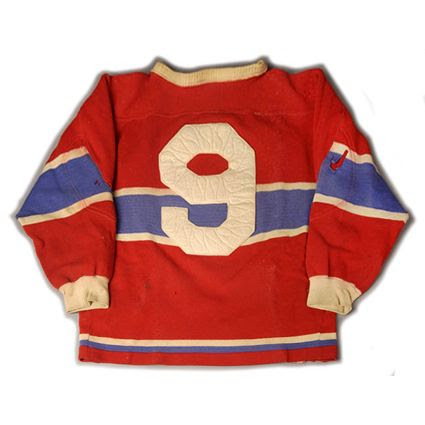 Montreal Canadiens 1943-44 jersey photo Montreal Canadiens 1943-44 jersey.jpg
