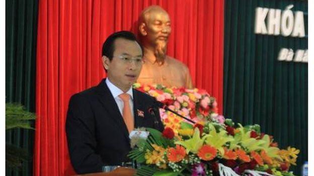 Bí thư Đà Nẵng Nguyễn Xuân Anh