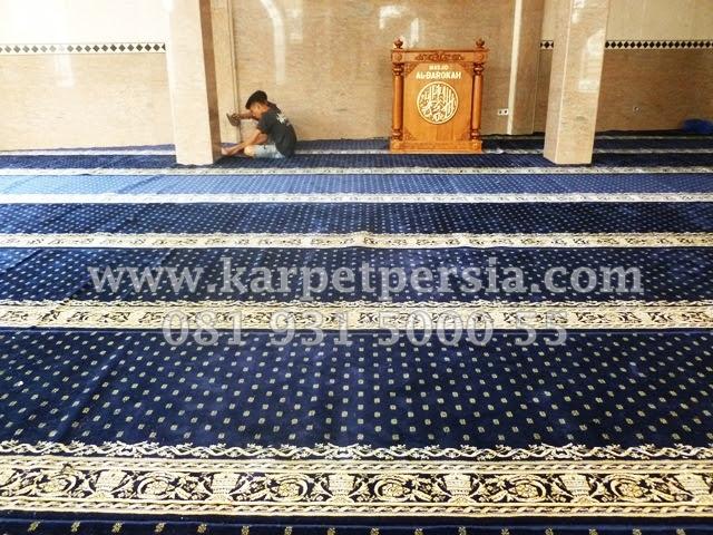 Anda Sedang Mencari Karpet Sajadah Warna Biru Hanya Kami