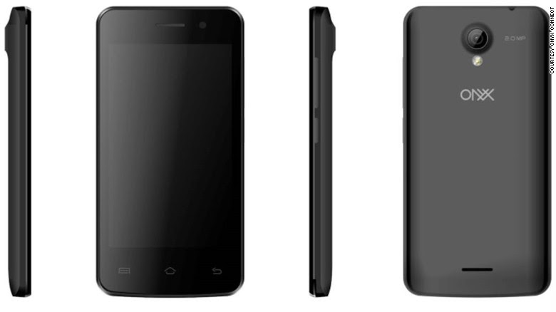 Onyx Connect entry-level  smartphone