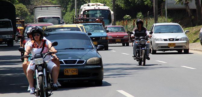 Tránsito anunciará cambios viales y otras medidas para mejorar la movilidad