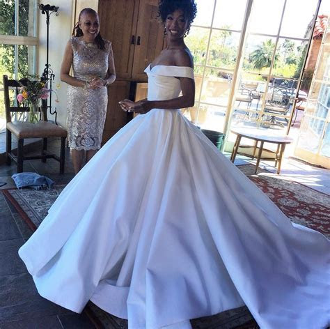Samira Wiley   Someday Wedding   Wedding dresses, Wedding