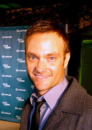 Actor Chad Allen in 2009.