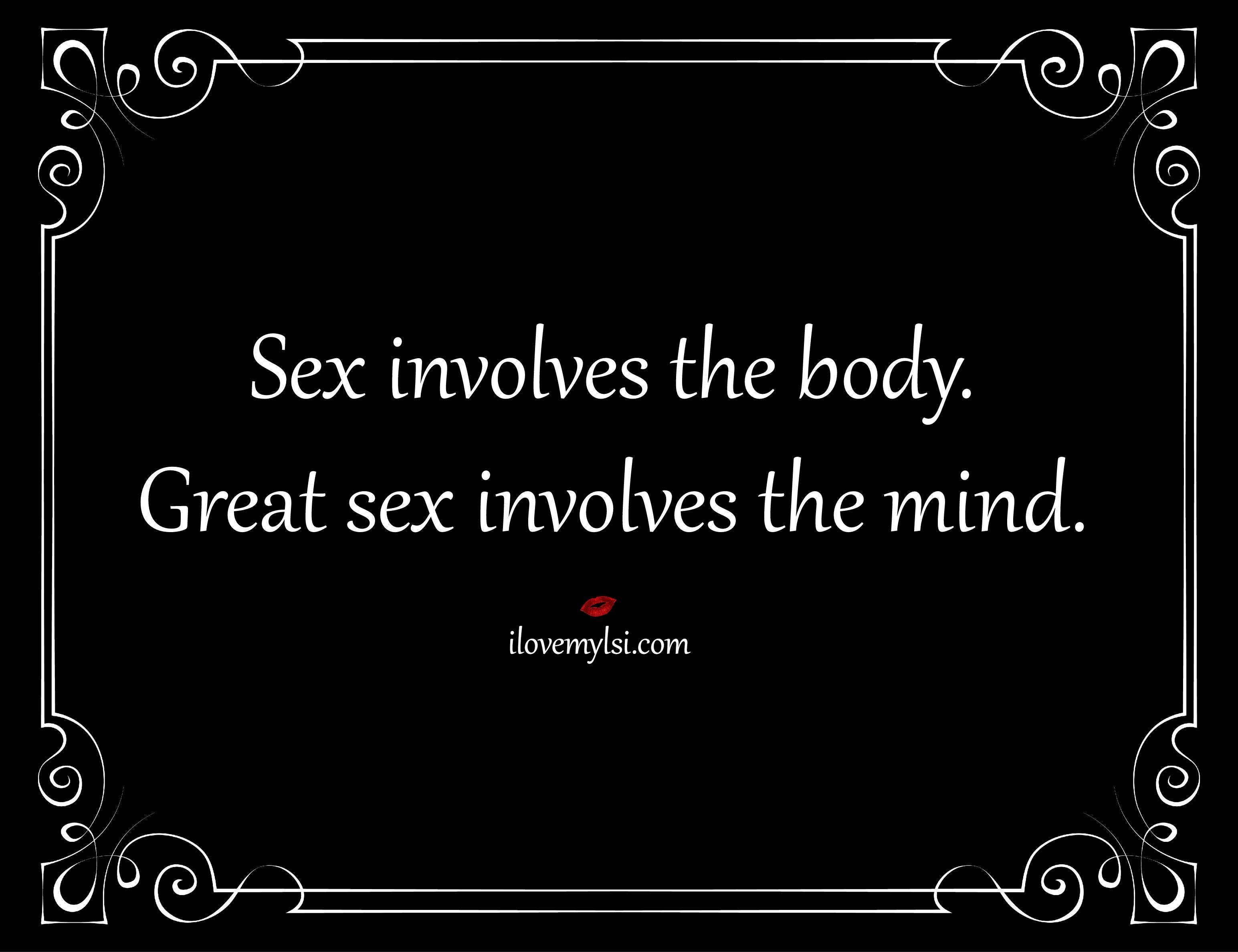 involves the body