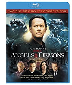 "Cover of ""Angels & Demons [Blu-ray]"""