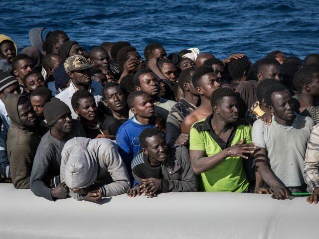 Risultati immagini per african migrant