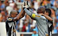 Jefferson, goleiro do Botafogo, homenageia Atletas de Cristo e pode ser punido por manifestação religiosa durante o jogo