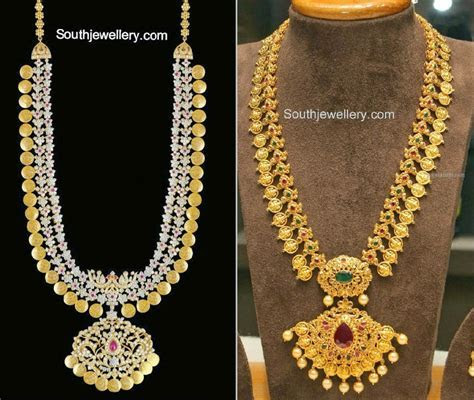 South indian wedding jewelry latest jewelry designs