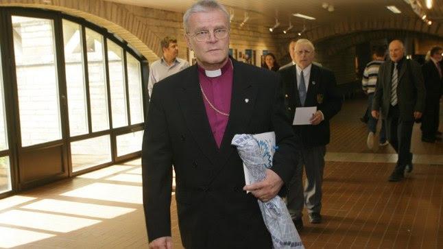 EELK peapiiskop Andres Põder.