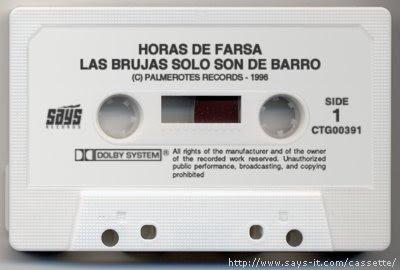 Cassette HdF