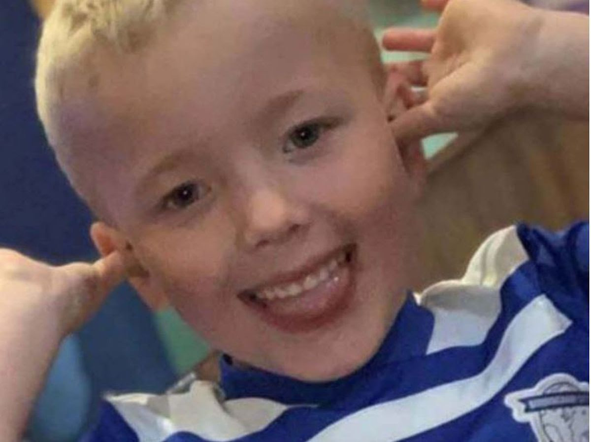 Shaking six-year-old looked 'skeletal' the day before he died, murder trial hears